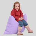 Lavender Range Large Fibre Floor Cushion,Special needs seating,special needs beanbag,school beanbag,school equipment